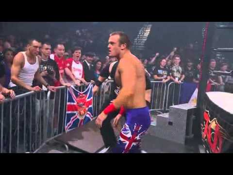 Main Event Mafia VS Beer Money Inc VS British Invasion VS Team 3D - BFG 2009