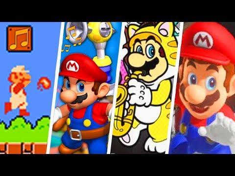Evolution of Super Mario Bros. Theme Song (1985 - 2018)