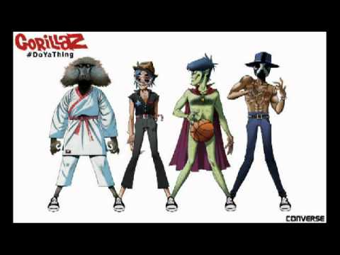 Gorillaz - Do Ya Thing (Full version)
