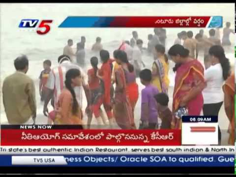 Death Toll Increasing In Telugu States | Summer Effect : TV5 News