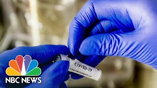 Patients Report Positive For COVID-19 A Second Time After Recovering Weeks Earlier | NBC News NOW