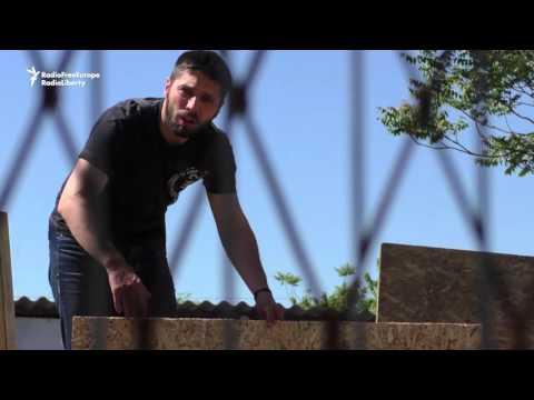 Belgrade Site For Refugees Demolished