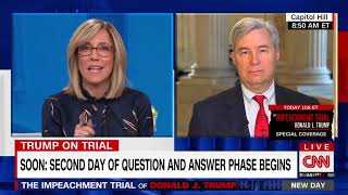 Senator Whitehouse on New Day with Alisyn Camerota and John Berman