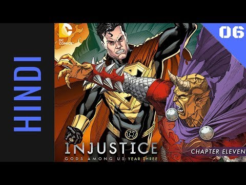 Injustice Gods Among Us Year 3 | Episode 06 | DC Comics in HINDI