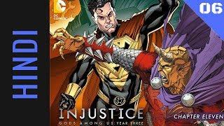 Injustice Gods Among Us Year 3 | Episode 06 | DC Comics in HINDI