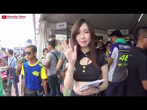 Tham quan Trường Đua xe MotoGP tại Sepang Malaysia ✔