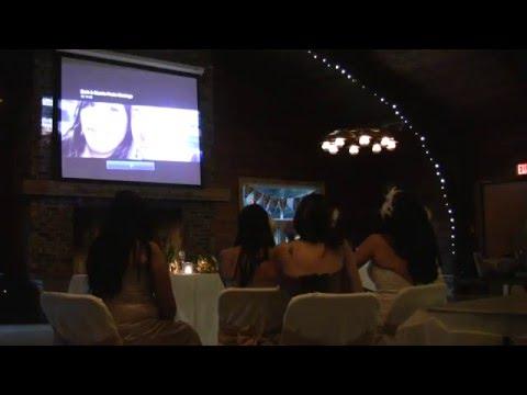 Zach & Moni's Wedding & Reception Uncut!!!