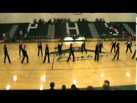 Pennfield Dance Team- Rack City