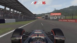 F1 2016 - Austria Flying Lap Trailer
