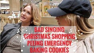 XMAS SHOPPING, LATCH KEY SYNDROME?! LDR CHRISTMAS | VLOG