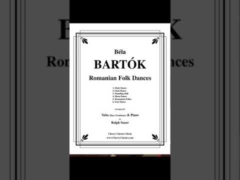 Joc Cu Bata (Stick Dance) from Romanian Folk Dances