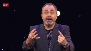 Michel Gammenthaler   Arosa Humorfestival 2018   SRF Comedy