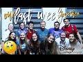 vlogmas week 4  🎄    disney college program 2019