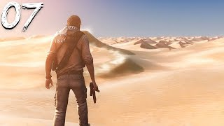 INTO THE DESERT | Uncharted 3 - Part 7