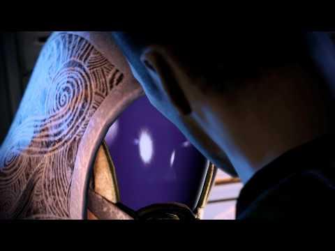 Mass Effect 2: Tali Romance #9: Sex scene