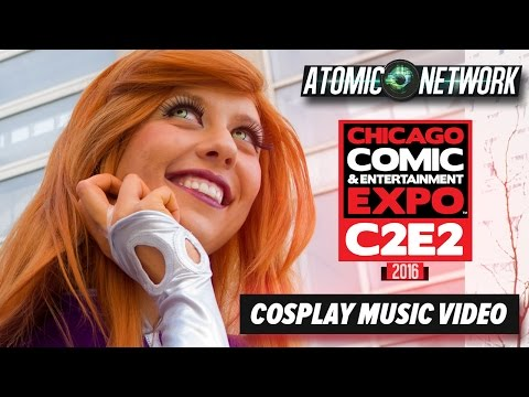 C2E2 2016 - Cosplay Music Video | Part 2