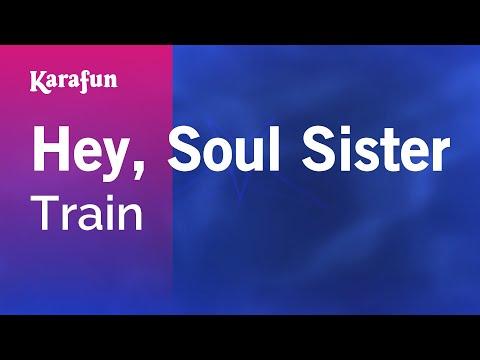 Karaoke Hey, Soul Sister - Train *