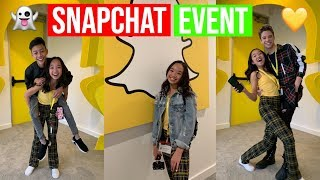 SNAPCHAT EVENT!! Vlogmas Day 4!! Nicole Laeno