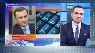 ԼՈՒՐԵՐ 12.00   Արմեն Գրիգորյանը նշանակվեց ԱԽ քարտուղար   «Ազատություն» TV 18.05.2018