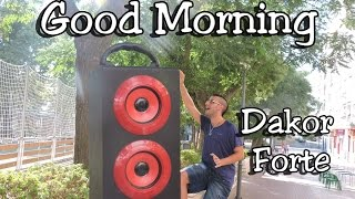 "Dakor Forte - ""Good Morning"" - (Chamillionaire) (Con video)"
