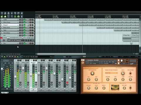 tutorial epic percussion in komplete 7 elements youtube. Black Bedroom Furniture Sets. Home Design Ideas