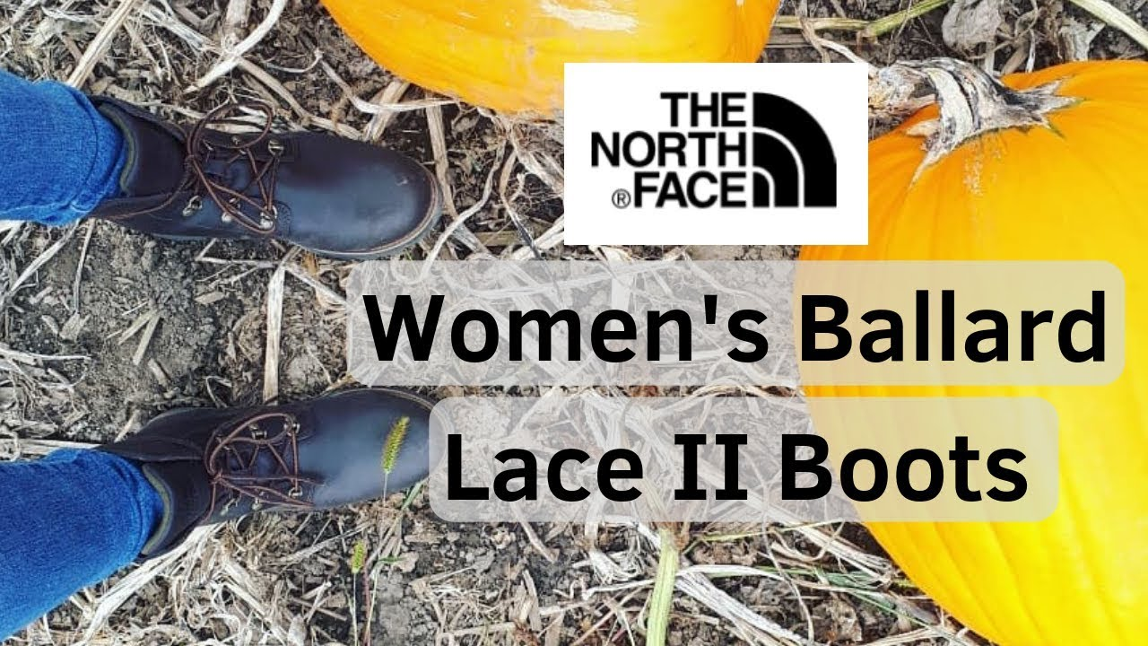 2ea3c775f The North Face Women's Ballard Lace II Boots- Tested & Reviewed