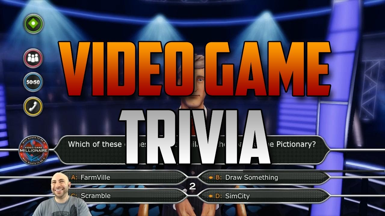 Video Game Trivia Millionaire    Swiftor   YouTube