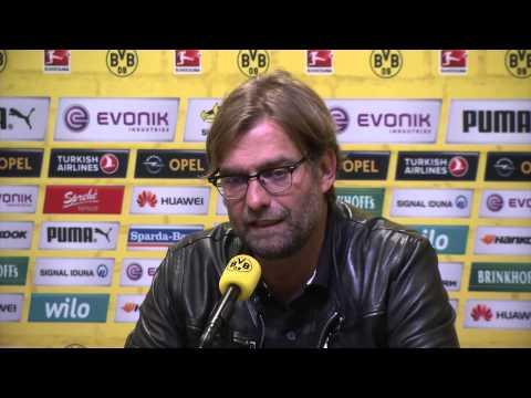"Jürgen Klopp kontert Ottmar Hitzfeld: ""Keinen Bus vors Tor stellen"" | 1. FC Köln - Borussia Dortmund"