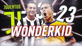 FIFA 18 | CARRIÈRE JUVENTUS : WONDERKID