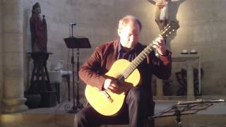 Play Suite Española, For Guitar (Arr. By N. Yepes)