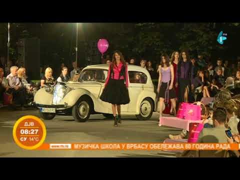 Počeo Serbia Fashion Week