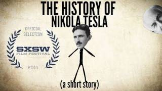 The History of Nikola Tesla - a Short Story(Friend me on Facebook! http://on.fb.me/gCSs8F For freelance/business inquiries - business@jeremiahwarren.com Nikola Tesla was born on July 10th 1856, ..., 2010-07-10T13:37:46.000Z)