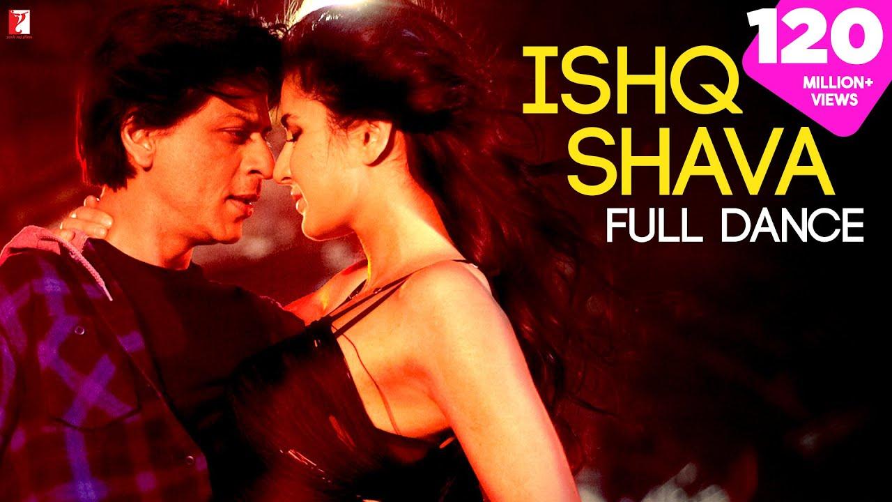 Download Ishq Shava | Full Song | Jab Tak Hai Jaan | Shah Rukh Khan, Katrina | A R Rahman, Gulzar, Shilpa Rao
