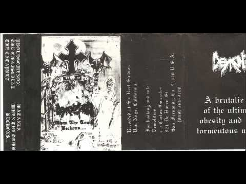 DEMOLITION(USA/CA)- When The Tomb Beckons Demo 1992[FULL DEMO]
