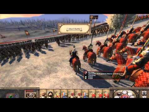 Medieval 2: Total War - Kingdoms Britannia Let's Play - Norway Part 1