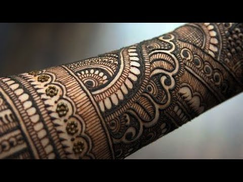 New Stylish Simple Easy Mehndi Henna Designs For Beginners Best Ornament Unique Arabic Henna Mehndi thumbnail