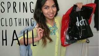 ♡ Collective Spring Clothing Haul ♡ Thumbnail