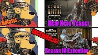 [For Honor] - Season 10 Executions Memes (short meme#13)