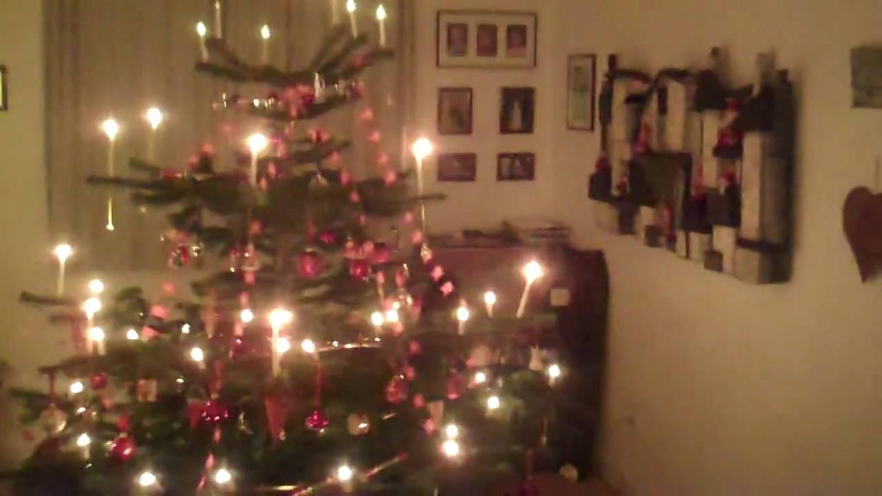 Danish Christmas - Dancing around the Christmas tree - YouTube