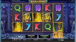 Book of Anubis kostenlos spielen - Stakelogic / Novomatic