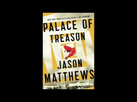 Palace of Treason (Red Sparrow Trilogy #2) by Jason Matthews Audiobook 1/2