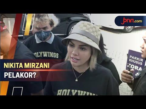Nikita Mirzani Dituding Sebagai Pelakor, Begini Tanggapannya