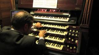 Light Cavalry Overture - Franz Von Suppe - 6 manual organ - fun!