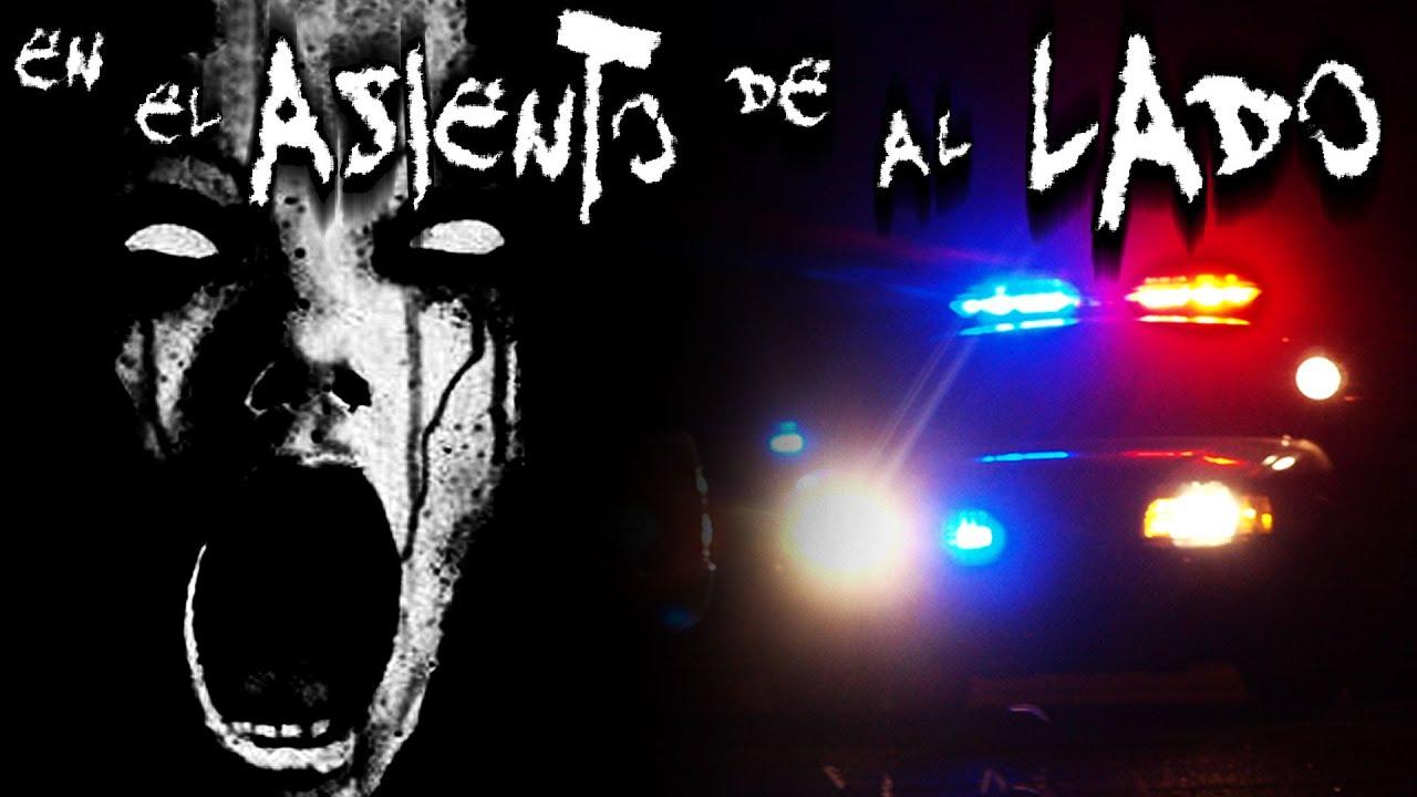 Relatos de Policías: En el asiento de al lado | Frecuencia Paranormal | FP