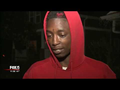 Former gang member says he was targeted for leaving
