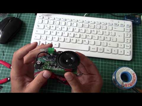 active sound board for the raspberry pi youtube. Black Bedroom Furniture Sets. Home Design Ideas