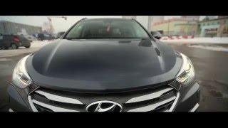 Видео-отзыв  Hyundai Santa FE - Ольга (автосалон Эксперт-Авто)
