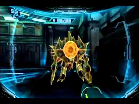 Metroid: Other M 100% Walkthrough Part 6 - Sector 3 Pyrosphere
