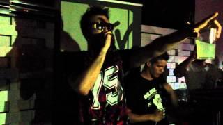 Morbo (TDS) + Fred De Palma + Di-Enne-A Freestyle @ MTV SPIT tour
