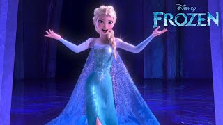 Repeat youtube video Let It Go from Disney's FROZEN as performed by Idina Menzel | Official Disney HD